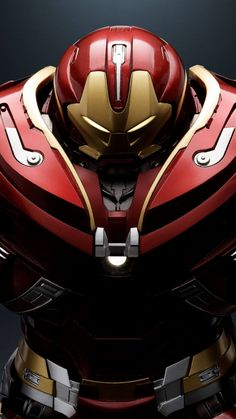 Hulkbuster, iron man, marvel, superhero, 1080x1920 wallpaper