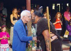 #TamakiVillage #NewZealand #culture #greeting #ceremony #rotorua #backpacking