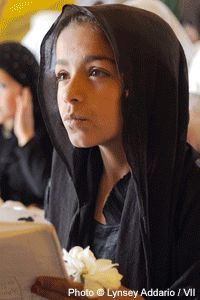 A Safe Ride to School for Girls in Afghanistan at The Hunger Site