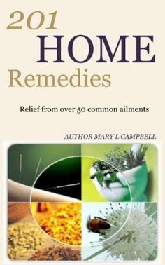 Free Kindle Book For A Limited Time : Home Remedies: 201 Natural Home Remedies That Actually Work - Relief from over 50 common ailments including- back aches, colds, flu, headaches, stress and anxiety.  Most remedies are made using natural ingredients already in your home.This book has three parts:1)	A list of common ingredients needed to create the remedies.  Most of the ingredients are already in your kitchen and the rest can be found at a local health food store.2)	A list of common…