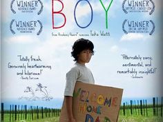 """BOY - The Movie. The year is and on the rural East Coast of New Zealand """"Thriller"""" is changing kids' lives. Inspired by the Oscar nominated Two Cars, One Night, BOY is the hilarious and heartfelt coming-of-age tale about heroes, magic and Michael Jackson. Streaming Movies, Hd Movies, Movies To Watch, Movies Online, Movies And Tv Shows, Movie Tv, Boy Movie, Hd Streaming, Movie List"""