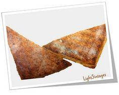 Μηλοπιτάκια με λίγες θερμίδες light Toast, Breakfast, Ethnic Recipes, Blog, Food Ideas, Morning Coffee, Blogging