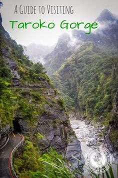 Taroko Gorge—it's Taiwan's biggest tourist attraction, and justifiably so. With 19 kilometers of steep mountainous slopes dropping off into deep, crystal-clear ravines, it truly is a site to behold.