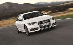 My daily driver:  Audi S6 Avant 2013