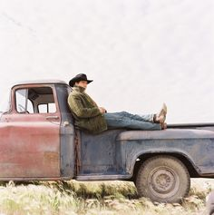 """Brokeback Mountain"" promotional still."