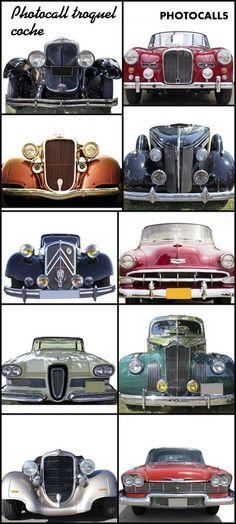 10 Diseños Photocall troquel coche. Info@photocalls.es  Para saber más sobre los coches no olvides visitar marcasdecoches.org
