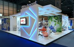 BDTA stand built by Astro Exhibitions