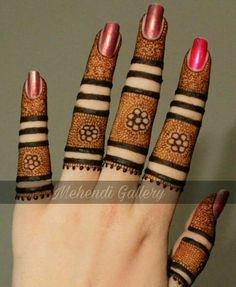 Unearth brand new weddings tips and hints. Mehndi Designs Book, Finger Henna Designs, Mehndi Designs For Girls, Mehndi Designs For Beginners, Modern Mehndi Designs, Dulhan Mehndi Designs, Mehndi Designs For Fingers, Wedding Mehndi Designs, Mehndi Design Pictures