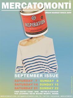 Mercato Monti september issue