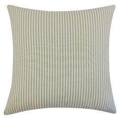 "Stripe Throw Pillow (20""x20"") - The Pillow Collection : Target"