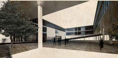 Gaziantep Art museum / Competition / Public social space Art Museum, Competition, Public, Space, Room, Furniture, Home Decor, Floor Space, Bedroom