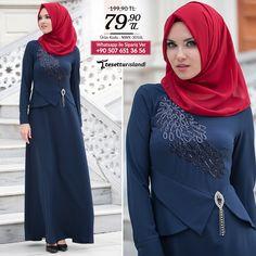 New Kenza -Beli Taş Detaylı Lacivert Abiye Elbise #tesettur #tesetturabiye #tesetturgiyim #tesetturelbise #tesetturabiyeelbise #kapalıgiyim #kapalıabiyemodelleri #şıktesetturabiyeelbise