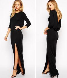 Trendencias - Cuando la espalda es lo más sexy. 9 vestidos de fiesta para el otoño