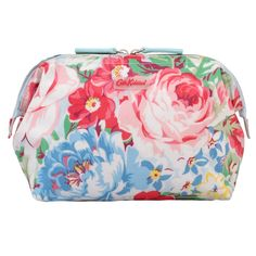 Greenwich Rose Frame Cosmetic Bag | Cath Kidston |