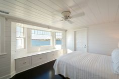 Image result for white wood ceiling bedroom