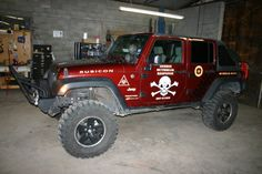 Zombie Outbreak Response Vehicle.  Proves people will believe in anything!