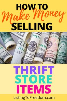 Make Real Money, Make Money From Home, What To Sell, Sales Tips, Shipping Supplies, Simple Rules, Selling On Ebay, Money Tips, Platforms