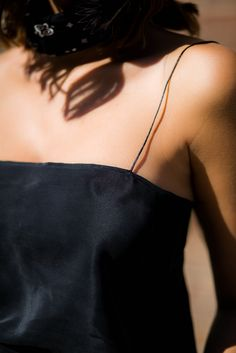 DIY: silk camisole
