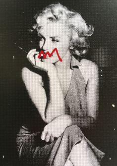 SWITCH&CO Artwork Art Illustration Design Marilyn Monroe マリリンモンロー アートワーク デザイン