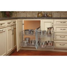 Rev-A-Shelf Cabinet Organization 5PSP1 Blind Corner Optimizer
