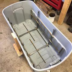 lectrolyse pour enlever la rouille j 39 utilise cette m thode pour enlever la rouille des. Black Bedroom Furniture Sets. Home Design Ideas