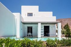 Anemi: A 5-star hotel on the untouched side of the Cyclades - The Greek Foundation