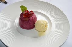 Delicious Summer Pudding in Brownes Bar Summer Pudding, Restaurant Bar, Panna Cotta, Fresh, Drink, Ethnic Recipes, Desserts, Food, Tailgate Desserts