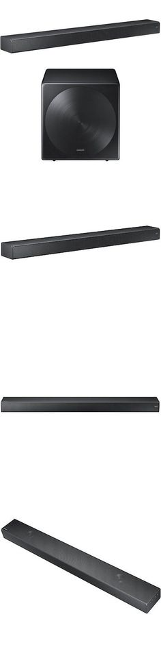Home Speakers and Subwoofers: Samsung Hw-Ms750 Sound+ Premium Soundbar With Swa-W700 Wireless Subwoofer -> BUY IT NOW ONLY: $1145.98 on eBay!