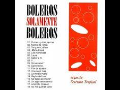 POUPURRIT DE BOLEROS-WILSON LOPEZ-EL SAXO ELEGANTE- - YouTube