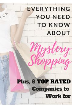 Looking for a fun side hustle to earn a few extra bucks a month? How about free dinners at restaurants? Try mystery shopping! Find out how to become a mystery shopper, plus the best mystery shopping companies to work for! Online Teaching Jobs, Online Jobs, Secret Shopper Jobs, Best Survey Sites, Mystery Shopper, Planning Budget, Best Mysteries, Extra Money, Extra Cash