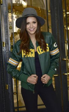 Nina Dobrev from The Big Picture: Today's Hot Pics | E! Online