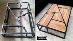 Geometric table design