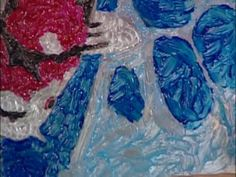 Marla Morrison teaches the art of Acylic Pours, Collage, and incorporating Texture using Liquitex Artist Materials. For more information, visit www.liquitex.com