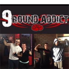 A nice #FlexFriday from some 9round addicts! Come in and get your sweat therapy in!  9Round in Northville, MI is a 30 minute full body workout with no class times and a trainer with you every step of the way! Visit www.9round.com/fitness/Northville-Michigan or call (734) 420-4909 if you want to learn more!