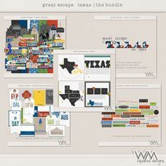 Great Escape - Texas - Bundle