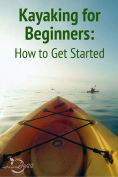Kayaking Discover Kayaking for Beginners: How to Get Started - Unprocessed Jess Kayaking can be difficult if you have never done it before. For someone who might be new to the whole endeavor I have a few tips on kayaking for beginners. Kayak Camping, Kayak Fishing, Fishing Tips, Kayak Boats, Camping List, Fishing Charters, Trout Fishing, Saltwater Fishing, Kayaking Tips