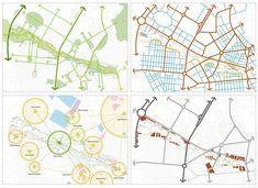 Urban analysis traffic The Effective Pictures We Offer Urban Design Concept, Urban Design Diagram, Urban Design Plan, Landscape Diagram, Landscape And Urbanism, Architecture Concept Diagram, Architecture Graphics, Public Architecture, Ancient Architecture
