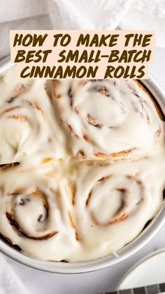 Cinnamon Roll Cookies, Cinnamon Rolls, Sweet Breakfast, Breakfast Dishes, Baking Recipes, Snack Recipes, Snacks, Desserts With Biscuits, Single Serve Desserts