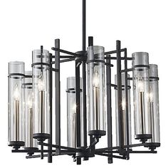 Ethan Chandelier by Feiss at Lumens.com