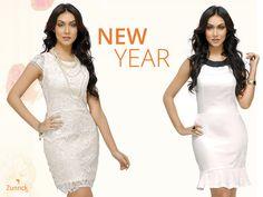 Encontre seu dress perfeito para o fim de ano aqui na Zunnck! <3