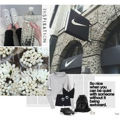 Untitled #2655 by pillef on Polyvore featuring Y-3, Miss Selfridge, MICHAEL Michael Kors, NIKE and Oris