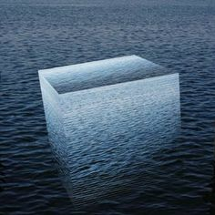 "Saatchi Art Artist Fabian Forban; Photography, ""water cube 2 Monoprint Sold""…"
