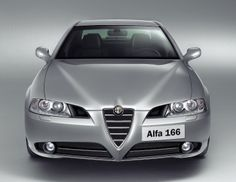 Alfa Romeo 166 Worldwide (936) '2003–07