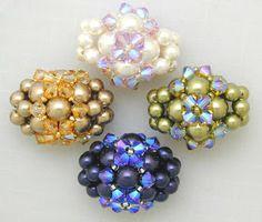 Pattern bijoux: Perla perle Beads