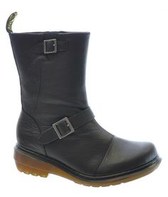 My new Winter Boots.... about to order these :-) Dr Martens Karin Black