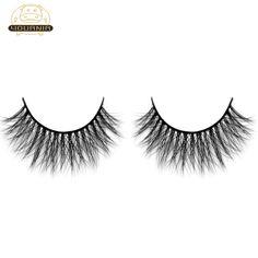 Factory direct sale luxury mink lashes custom mink lashes