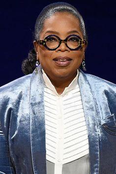 Oprah's Eyeglasses Styles: 14 Iconic Frames Winfrey Wore - Vint & York Carolyn Murphy, Cute Sunglasses, Sunglasses Women, Vintage Sunglasses, Womens Fashion Online, Latest Fashion For Women, Oprah Glasses, Nice Glasses, Glasses Frames