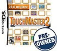 Touchmaster 2 - PRE-Owned - Nintendo DS
