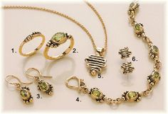 Richelle Leigh 14 kt. Gold Collection