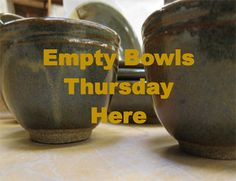 HELP FEED THE HUNGRY  ONE BOWL AT A TIME!    Empty Bowls @ CAC  Dec. 10, 11:30 am - 1:30 pm